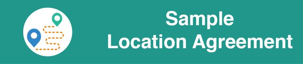 Sample Location Agreement