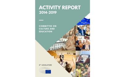 Odbor Evropskega parlamenta za kulturo in izobraževanje je izdal poročilo o delu