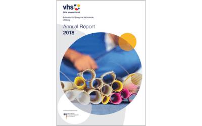 Letno poročilo DVV International