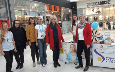 Na poti k znanju na Dnevih slovenskih svetovalnih središč