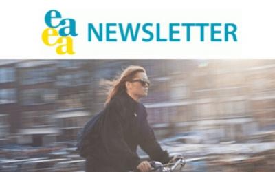 V novi številki novičnika EAEA o prilagajanju novim razmeram