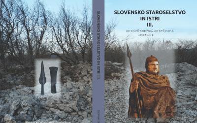 Zbornik Slovensko staroselstvo in Istri III.
