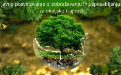 Prispevajte svoje mnenje o Evropskem zelenem dogovoru!