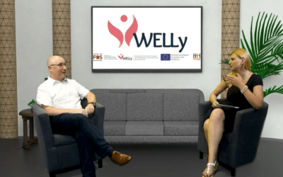 Projekt WELLy – Predstavitev profila menedžerja za dobro počutje na delovnem mestu