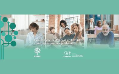 Na EPALE tokrat prispevki o zaključku projektov Erasmus+