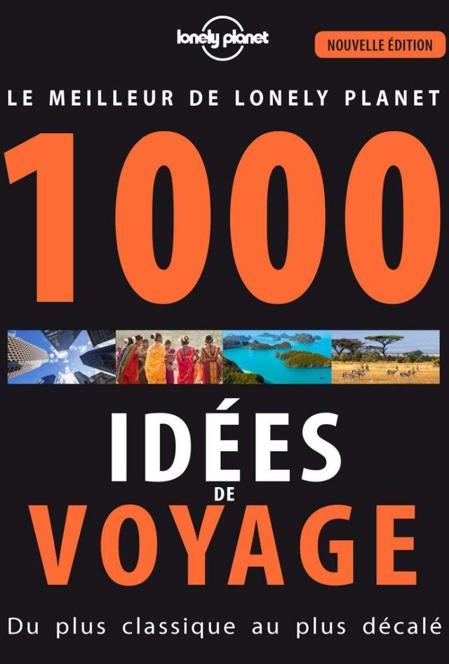 livre voyages idées
