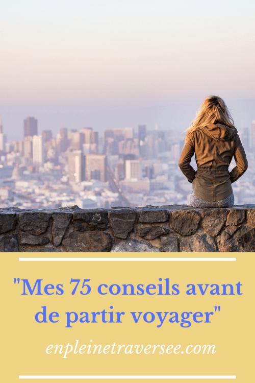 75 conseils voyage