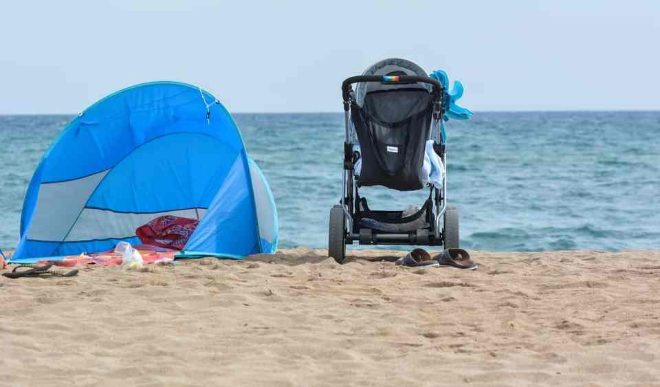 voyage vacances tourisme coaching conseil bebe poussette