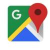 googlemaps application gps voyage organisation tourisme vacances