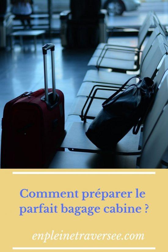 parfait bagage cabine voyage avion organisation conseils coaching développement personnel