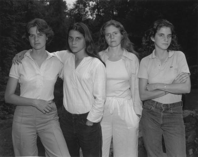 The Brown sisters-hermanas Brown