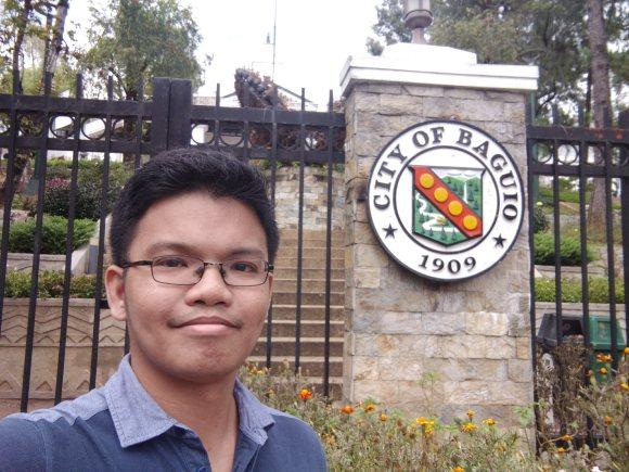 Me at Baguio