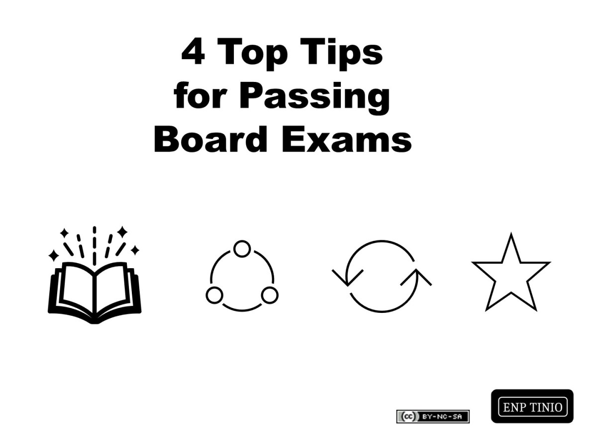 4 tips pass board exam