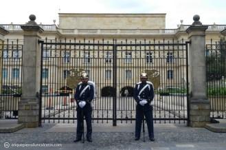 bogotá palacio presidencial