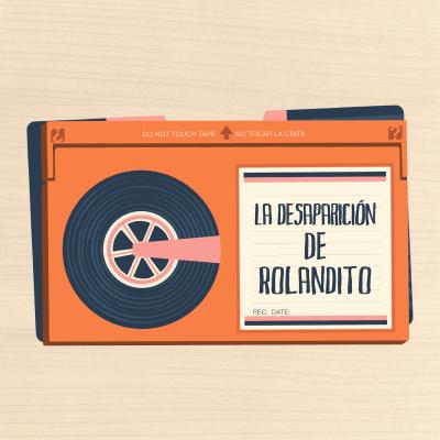 8: La desaparición de Rolandito