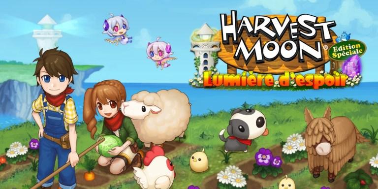 Harvest Moon : Lumière d'Espoir
