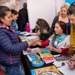 """""""Hoy empiezo por mí"""": Más de 1.500 mujeres visitaron el circuito saludable en Plaza San Martín"""