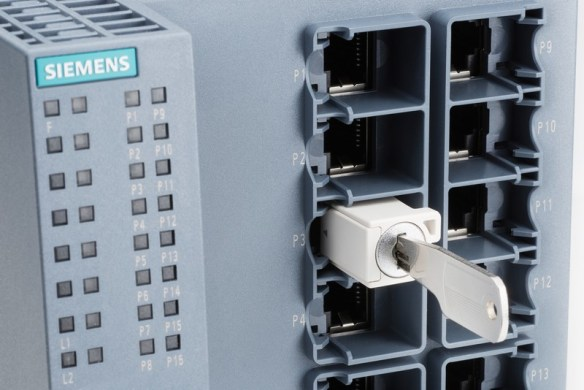 Phisical Block Switch Port Siemens