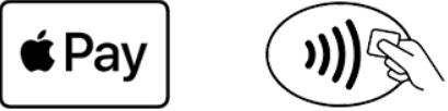 Símbolos de pago de Apple
