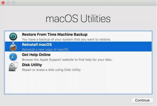 como formatear tu macbook pro