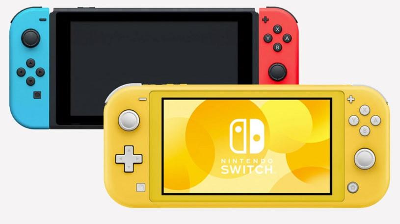 Comparación entre Nintendo Switch y Switch Lite: sus diferencias