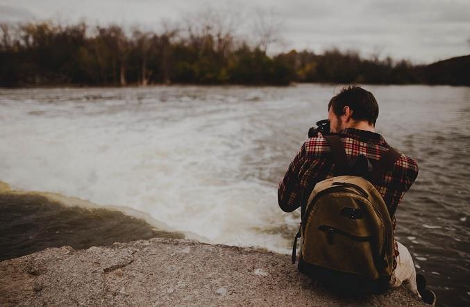 cómo hacer fotos de agua en movimiento