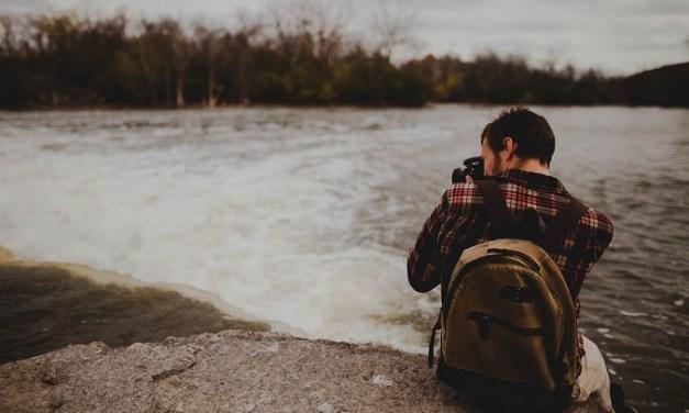 Cómo fotografiar el agua corriente