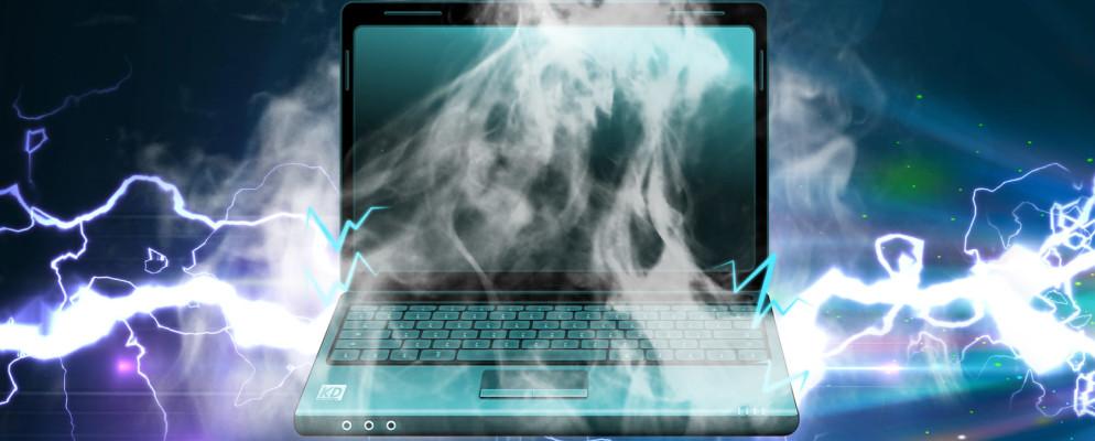 Cómo los cortes de energía pueden dañar ordenador y cómo protegerlo.