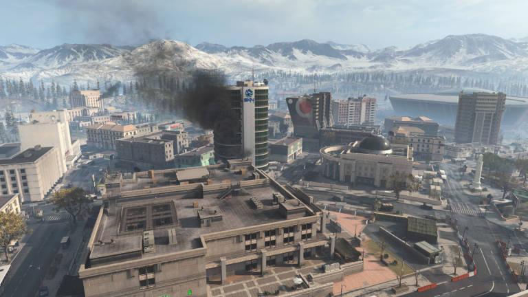 Call of Duty Warzone: Mapa y Guía de Sectores
