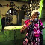 Eustiquia, la matrona de 92 años que quiere grabar su primer disco