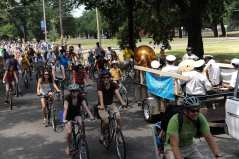 Bicycle Second Line Flyer