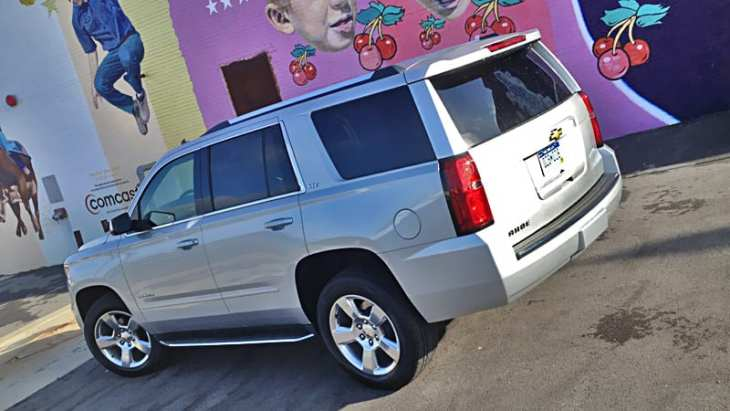 Chevy Tahoe Mpg >> 2014 Chevy Tahoe The 1000 Mile 25 Mpg Test Drive