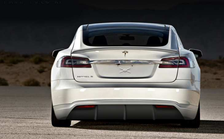 Tesla Model S Body Kit From Unplugged Performance