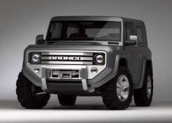 A little inspiration from a Ford Bronco concept ...