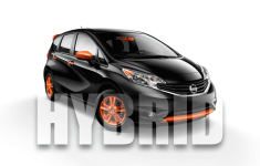 2017 Nissan Versa Note Hybrid Launched in Japan (w/ Video)