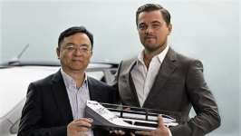 Leonardo DiCaprio Is New Brand Ambassador For BYD's Electric Vehicles