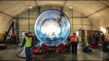 Hyperloop One Test Sets Speed Record, Elon Ratchets Up Interest