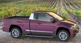 Bison Electric Pickup Truck Introduced By Havelaar Canada