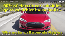 New Fueling US Forward Video Warns Of Danger From EV Subsidies