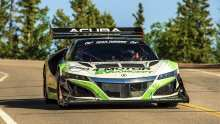 How to Hillclimb: 1000 HP Electric Acura NSX (Video)