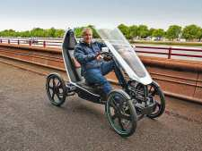 Schaeffler BioHybrid Prototype Pedal Car Gets Real (w/ Video)