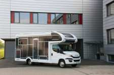 Solar Motor Home For More Sustainable Vacations