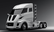 Nikola Motors And Bosch Team Up For Hydrogen Fuel Cell Electric Trucks