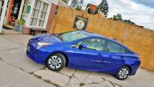 Speed Dating: 2017 Toyota Prius Two Eco