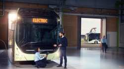 Shenzhen Completes the Switch to 100% Electric Bus Fleet