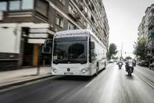 Production Of Mercedes Electric Bus Beginning Within A Year