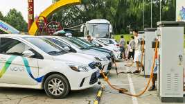 China Grew its EV Charging Network by 51% in 2017