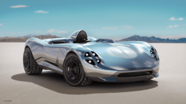 La Bandita Concept is a New-age Porsche Spyder (w/ Video)