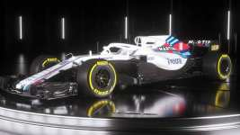 Formula 1 2018: Williams Launch FW41 (Kinda)