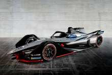 Formula E Season 5:  Nissan Reveals 2018-19 Race Car